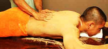 Udvartanam Treatment
